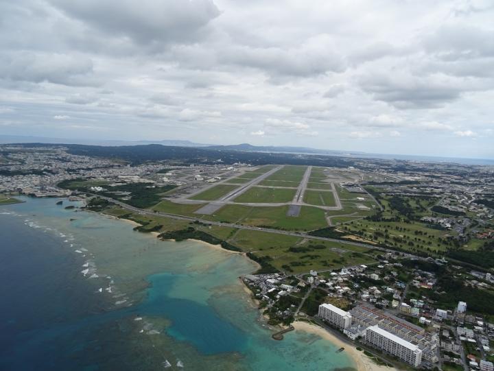 FAC6037嘉手納飛行場/沖縄県