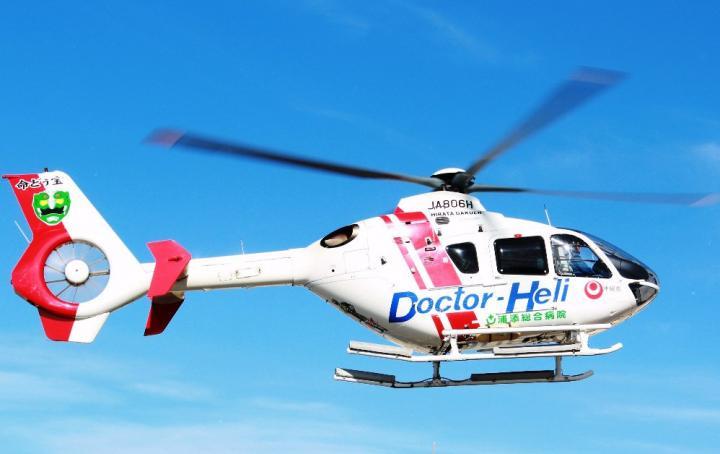 沖縄県救急医療用ヘリコプター(ドクターヘリ)事業について